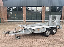 2010 Ifor Williams GH94 Machinetransporter