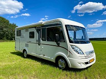 2012 Hymer Exsis-i 644 6-persoons Camper - Automaat