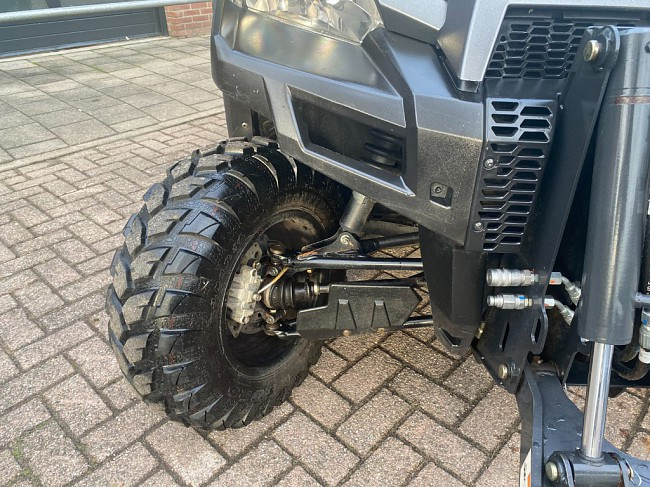 2015 Polaris Brutus HD pto
