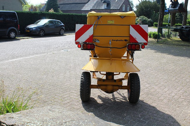 2009 Bogballe  A/S S2 T  Zoutstrooier