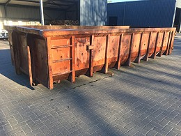 NCH 20m3 Container kabel