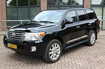 2015 Toyota Landcruiser V8 4.5d Executive